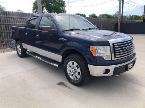 2010 Ford F-150 for sale at Tigerland Motors in Sedalia MO