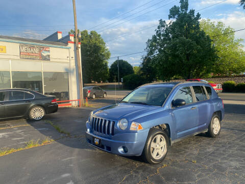 2007 Jeep Compass for sale at Mebane Auto Trading in Mebane NC