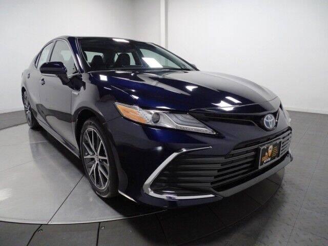 2021 Toyota Camry Hybrid for sale in Hillside, NJ