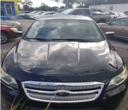 2011 Ford Taurus for sale at JacksonvilleMotorMall.com in Jacksonville FL