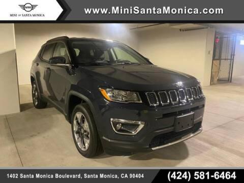 2018 Jeep Compass for sale at MINI OF SANTA MONICA in Santa Monica CA