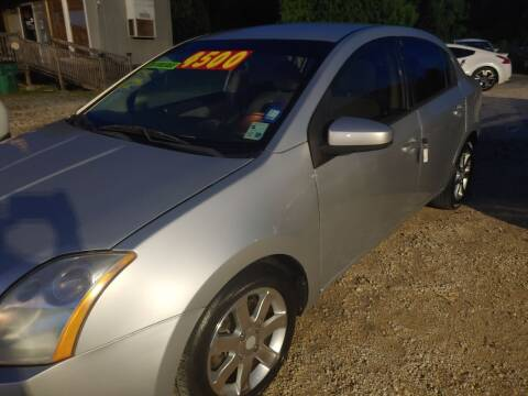 2008 Nissan Sentra for sale at Finish Line Auto LLC in Luling LA