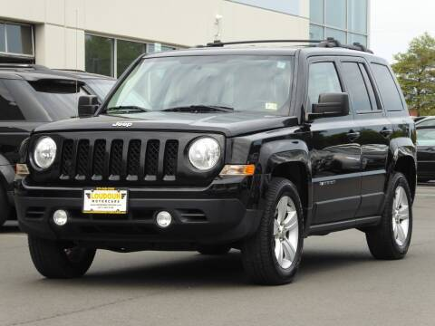 2014 Jeep Patriot for sale at Loudoun Used Cars - LOUDOUN MOTOR CARS in Chantilly VA