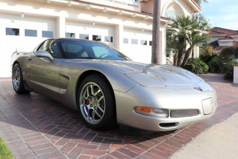 2000 Chevrolet Corvette for sale at Newport Motor Cars llc in Costa Mesa CA