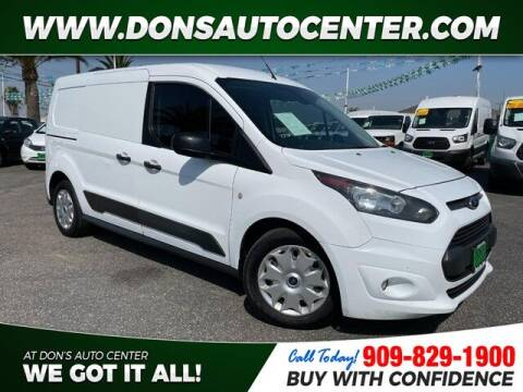 2015 Ford Transit Connect Cargo for sale at Dons Auto Center in Fontana CA