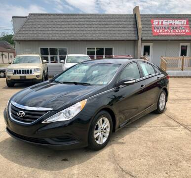 2014 Hyundai Sonata for sale at Stephen Motor Sales LLC in Caldwell OH