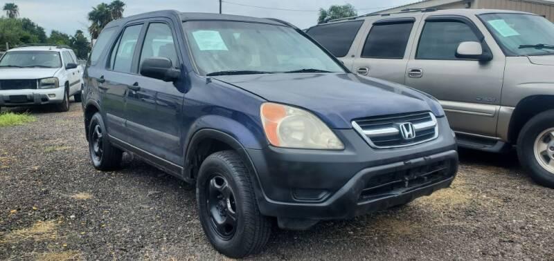 2003 Honda CR-V for sale at BAC Motors in Weslaco TX