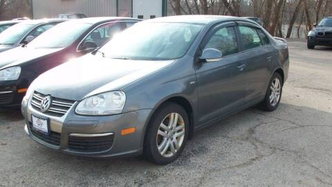 2007 Volkswagen Jetta for sale at Griffon Auto Sales Inc in Lakemoor IL
