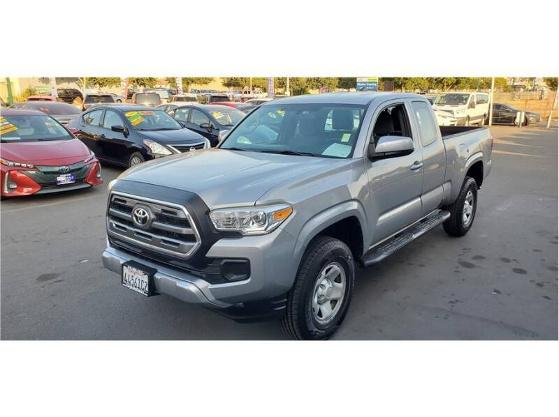 2017 Toyota Tacoma for sale at AutoDeals in Daly City CA