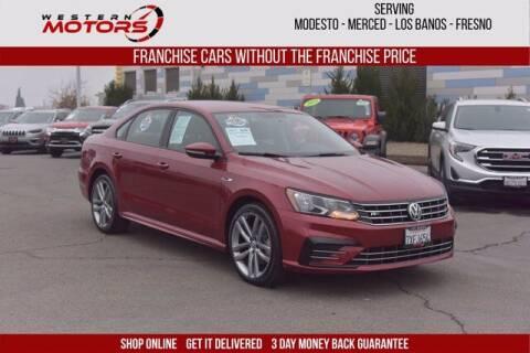 2018 Volkswagen Passat for sale at Choice Motors in Merced CA