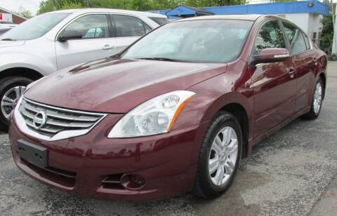 2010 Nissan Altima for sale at Express Auto Sales in Lexington KY