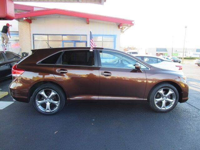 2009 Toyota Venza for sale at Cardinal Motors in Fairfield OH