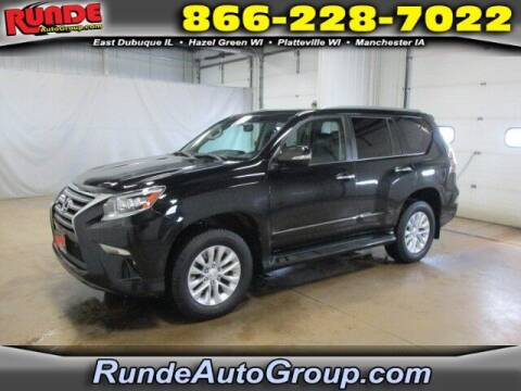 2015 Lexus GX 460 for sale at Runde Chevrolet in East Dubuque IL