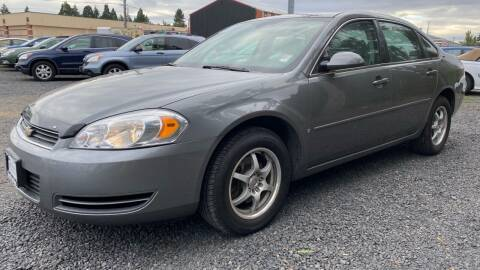 2007 Chevrolet Impala for sale at Universal Auto Inc in Salem OR