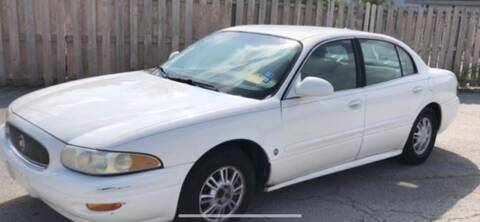 2004 Buick LeSabre for sale at VICTORY LANE AUTO in Raymore MO