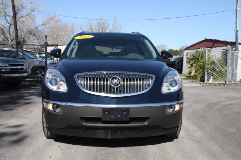 2011 Buick Enclave for sale at Fabela's Auto Sales Inc. in Dickinson TX