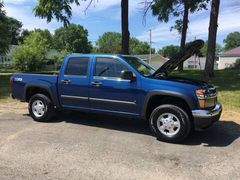 2006 Chevrolet Colorado for sale at Antique Motors in Plymouth IN