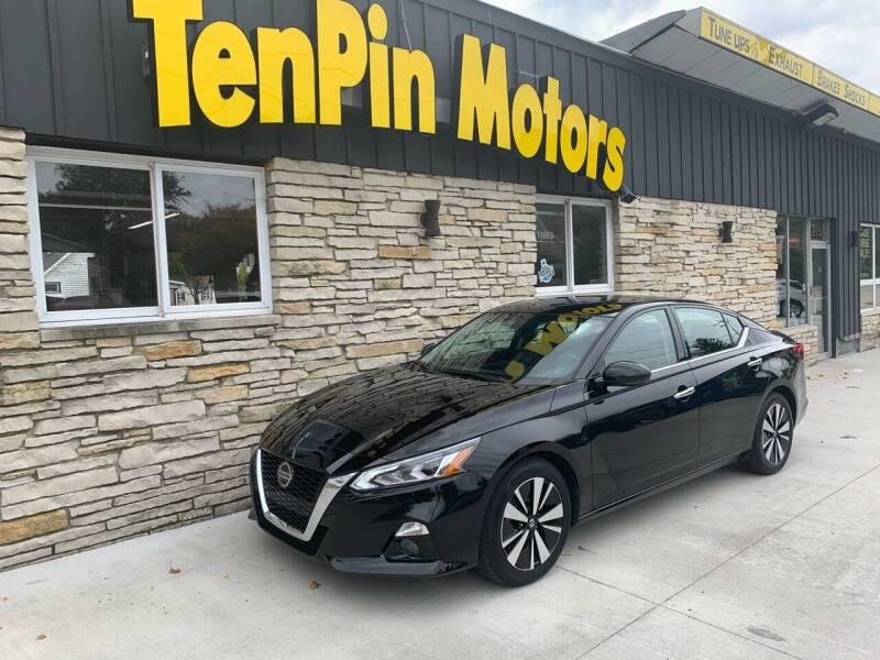 2019 Nissan Altima for sale at TenPin Motors LLC in Fort Atkinson WI
