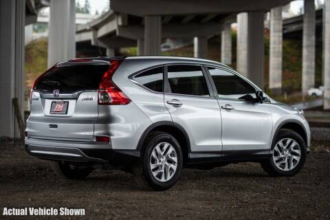 2015 Honda CR-V for sale at Friesen Motorsports in Tacoma WA
