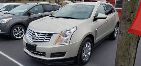 2015 Cadillac SRX for sale at Gallia Auto Sales in Bidwell OH