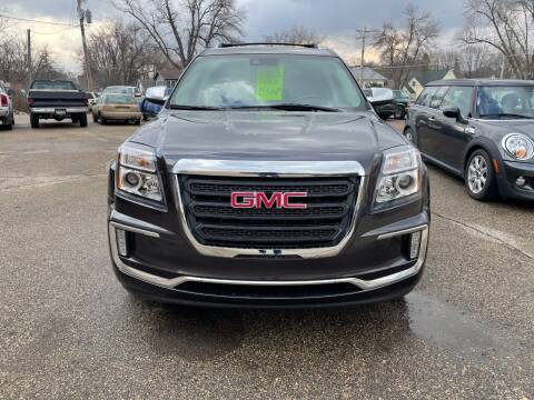 2016 GMC Terrain for sale at Vossen Auto LLC in Blue Earth MN