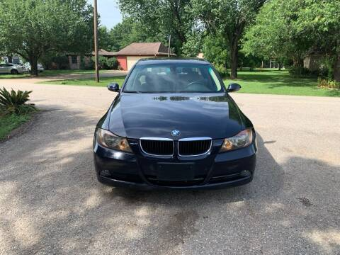 2008 BMW 3 Series for sale at CARWIN MOTORS in Katy TX