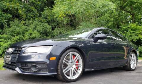 2014 Audi S7 for sale at The Motor Collection in Columbus OH