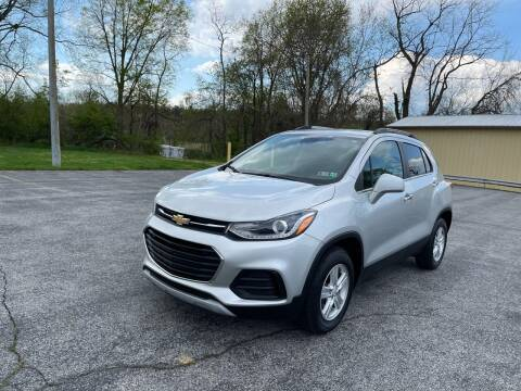 2017 Chevrolet Trax for sale at Jackie's Car Shop in Emigsville PA