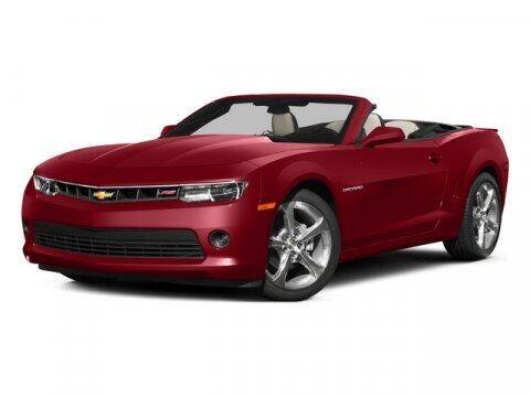 2015 Chevrolet Camaro for sale at Auto Finance of Raleigh in Raleigh NC