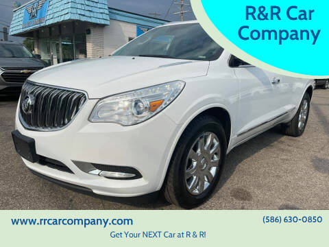 2016 Buick Enclave for sale at R&R Car Company in Mount Clemens MI