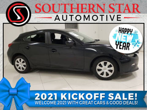 2016 Mazda MAZDA3 for sale at Southern Star Automotive, Inc. in Duluth GA