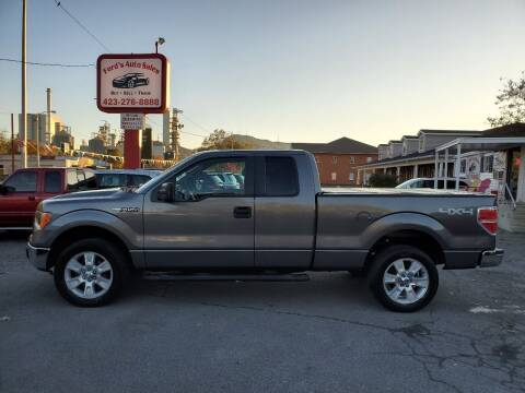 2011 Ford F-150 for sale at Ford's Auto Sales in Kingsport TN