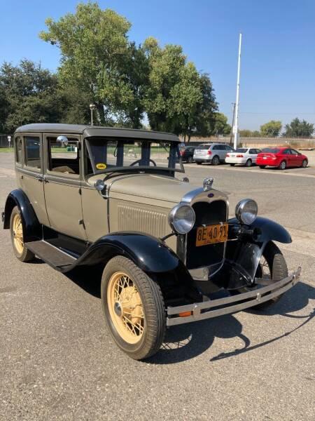 1930 Ford Model A for sale at California Automobile Museum in Sacramento CA