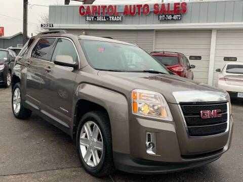 2011 GMC Terrain for sale at Capitol Auto Sales in Lansing MI