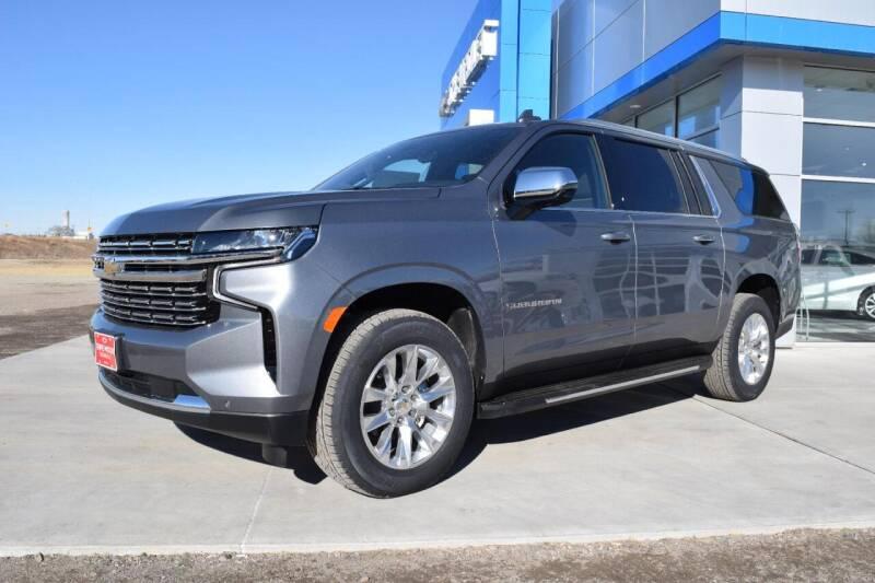 2021 Chevrolet Suburban for sale at Tripe Motor Company in Alma NE