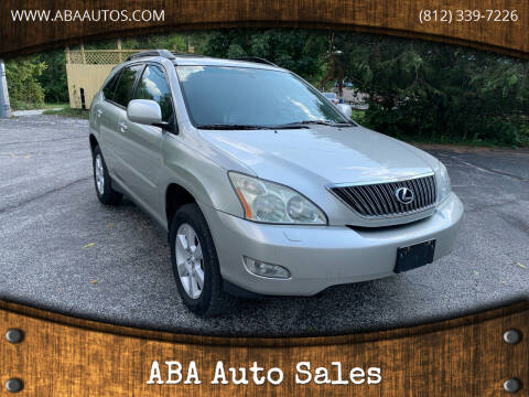 2004 Lexus RX 330 for sale at ABA Auto Sales in Bloomington IN