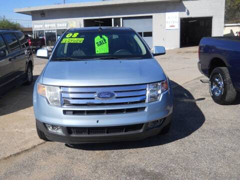 2008 Ford Edge for sale at Shaw Motor Sales in Kalkaska MI
