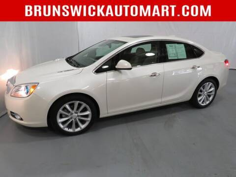 2016 Buick Verano for sale at Brunswick Auto Mart in Brunswick OH