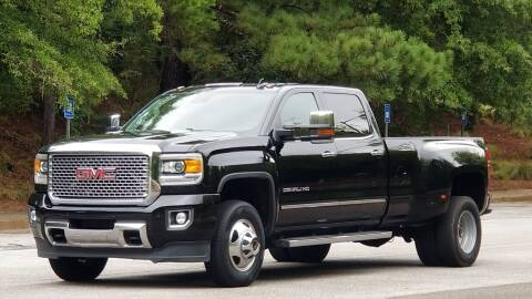 2016 GMC Sierra 3500HD for sale at United Auto Gallery in Suwanee GA
