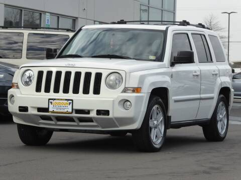 2010 Jeep Patriot for sale at Loudoun Motor Cars in Chantilly VA