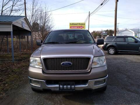 2005 Ford F-150 for sale at Seneca Motors, Inc. (Seneca PA) - SHIPPENVILLE, PA LOCATION in Shippenville PA