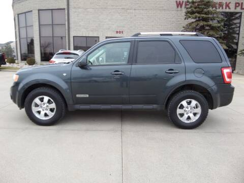 2008 Ford Escape for sale at Elite Motors in Fargo ND