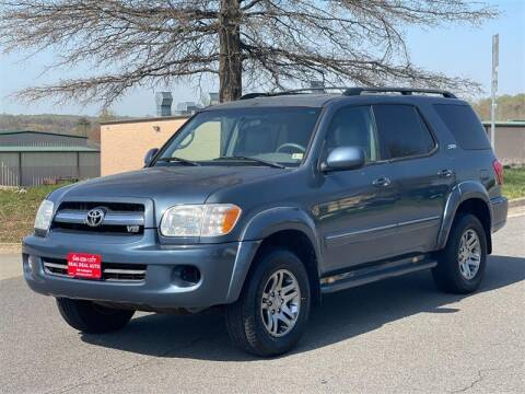 2006 Toyota Sequoia for sale at Real Deal Auto in Fredericksburg VA