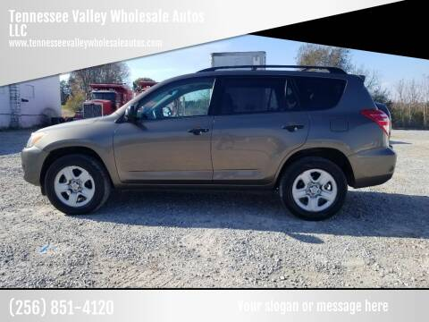 2010 Toyota RAV4 for sale at Tennessee Valley Wholesale Autos LLC in Huntsville AL
