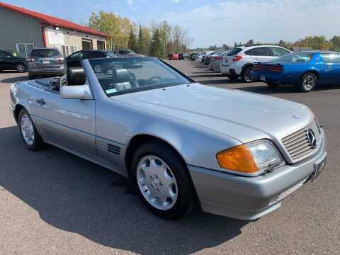 1994 Mercedes-Benz SL-Class for sale at LUXURY IMPORTS in Hermantown MN