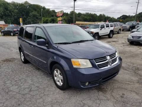 2008 Dodge Grand Caravan for sale at DREWS AUTO SALES INTERNATIONAL BROKERAGE in Atlanta GA