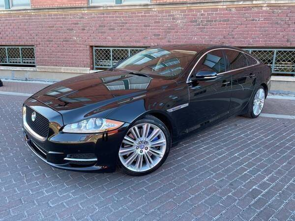 2014 Jaguar XJ for sale at Euroasian Auto Inc in Wichita KS