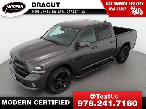 2018 RAM Ram Pickup 1500 for sale at Modern Auto Sales in Tyngsboro MA
