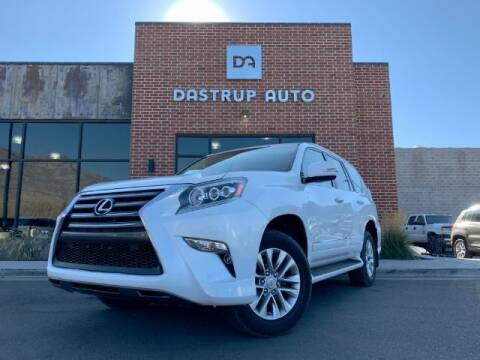 2017 Lexus GX 460 for sale at Dastrup Auto in Lindon UT