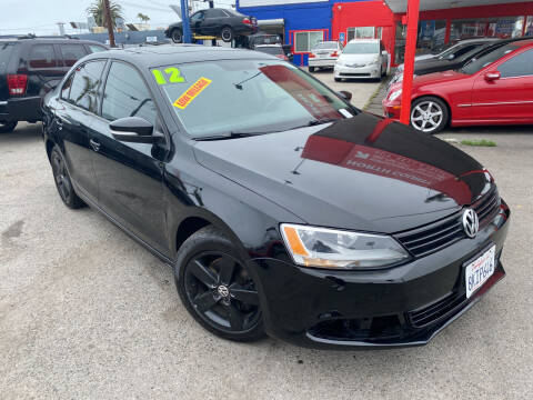 2012 Volkswagen Jetta for sale at North County Auto in Oceanside CA
